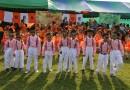 กิจกรรมกีฬาสี อนุบาล ปีการศึกษา 2560