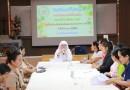 รับการนิเทศจากโรงเรียนในเครืออัครสังฆมณฑลกรุงเทพ ฯ เขต 4 (วันที่1)
